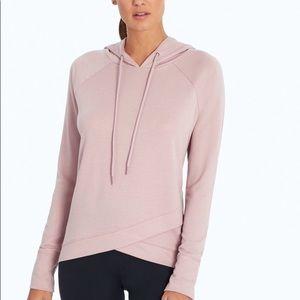 Marika Balance Collection Mauve Hoodie Sweatshirt